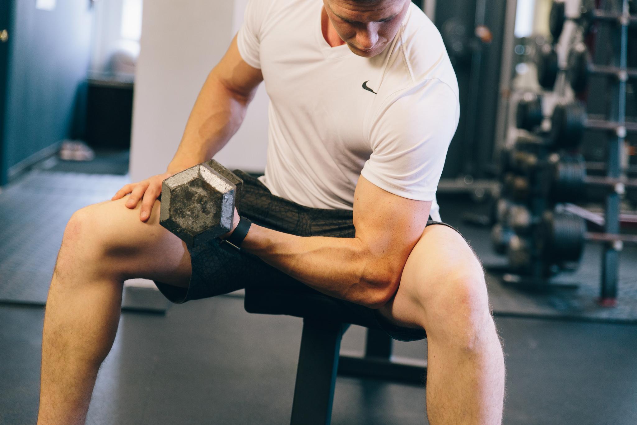 gemotiveerd fit blijven